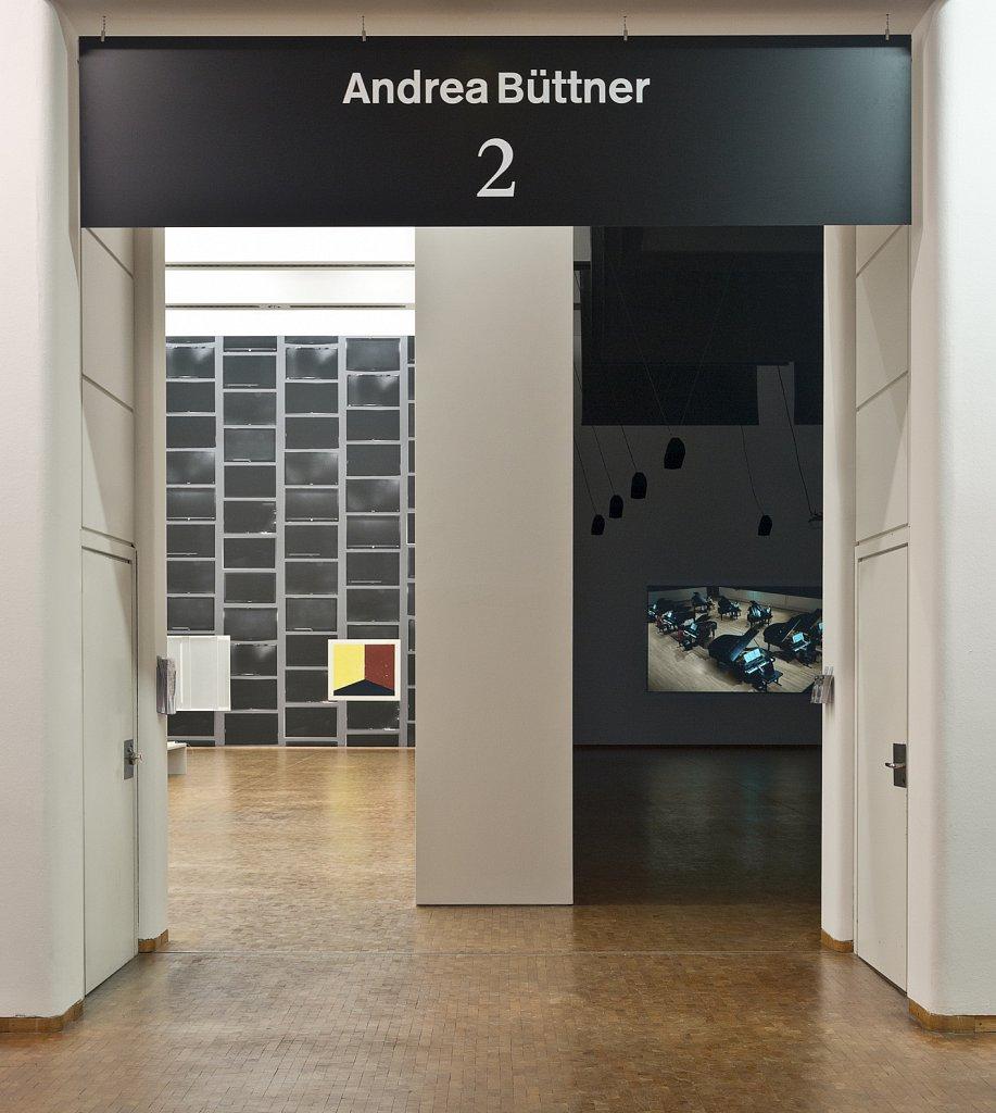 andrea büttner »2« – museum ludwig köln