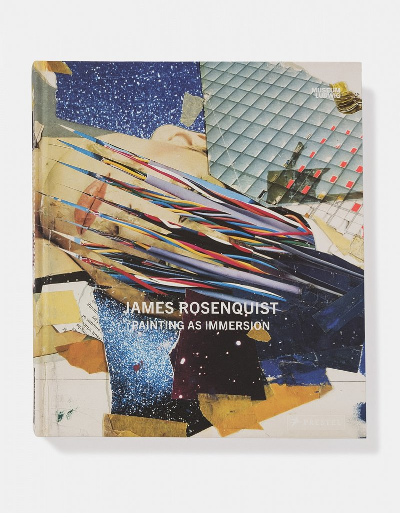 james rosenquist – painting as immersion