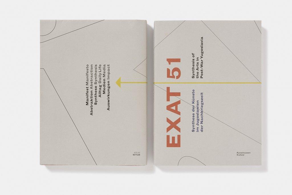 exat 51 – experimental atelier. synthese der künste im jugoslawien der nachkriegszeit.   synthesis of the arts in post-war joguslawia