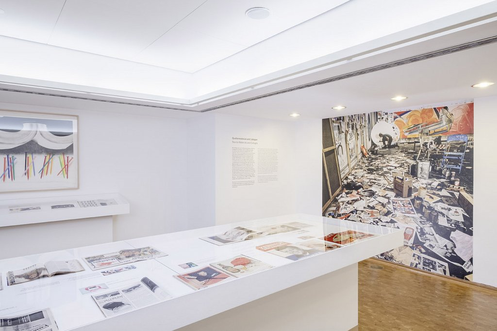 james rosenquist. painting as immersion – museum ludwig köln